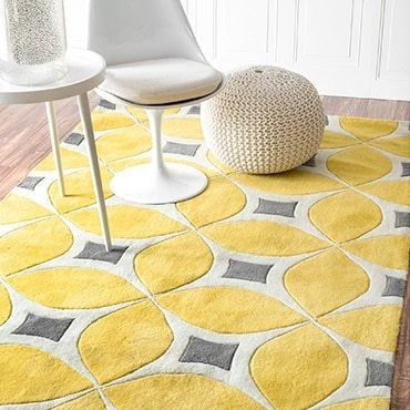 How To Style Area Rugs Using Color Trend Overstock Com