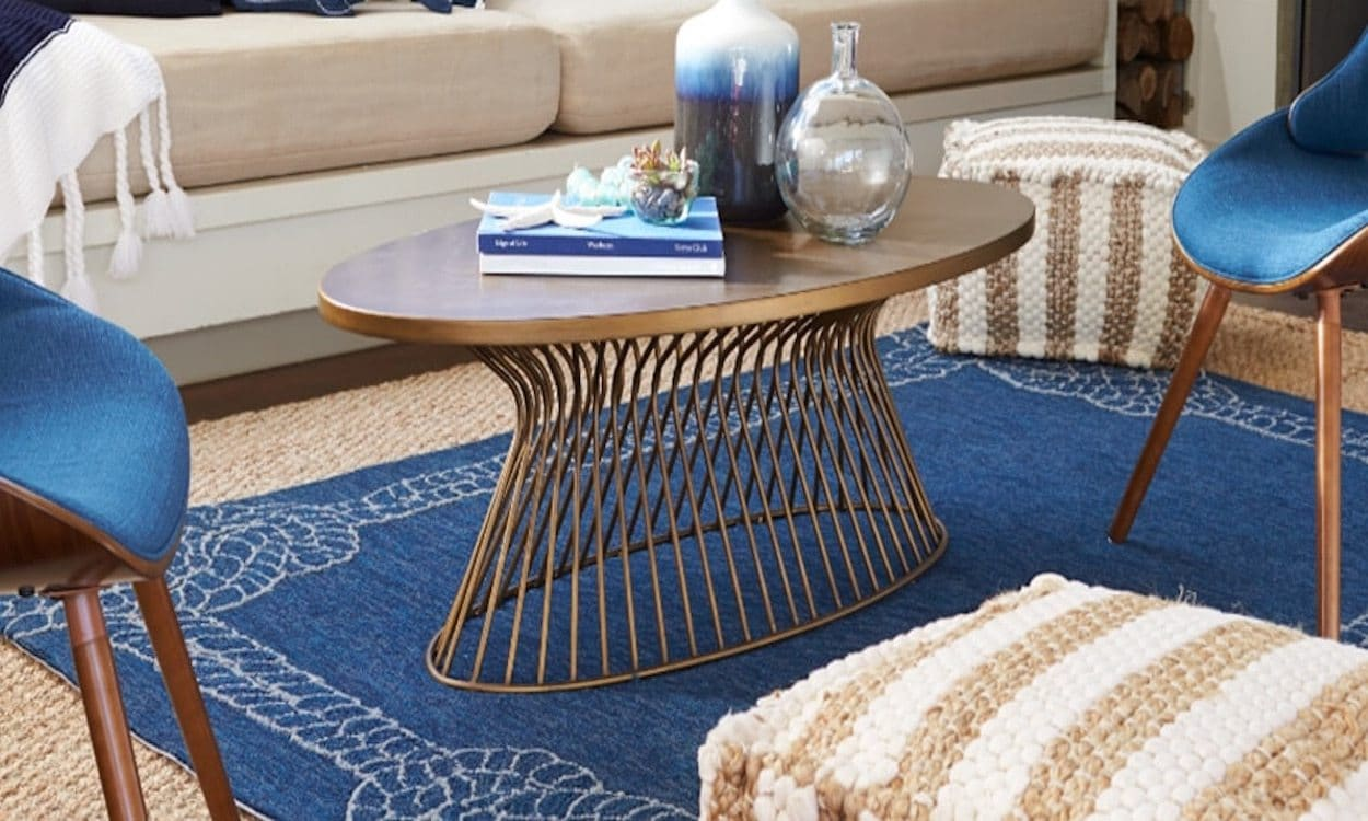 How To Style Area Rugs Using Color Trend Overstockcom