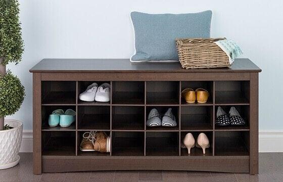 Shoe Storage Mudroom Storage and Decor Ideas