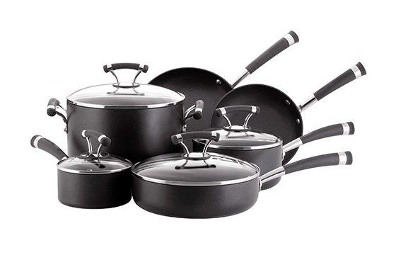 cookware set new home essentials