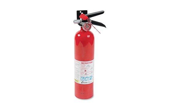fire extinguisher new home essentials