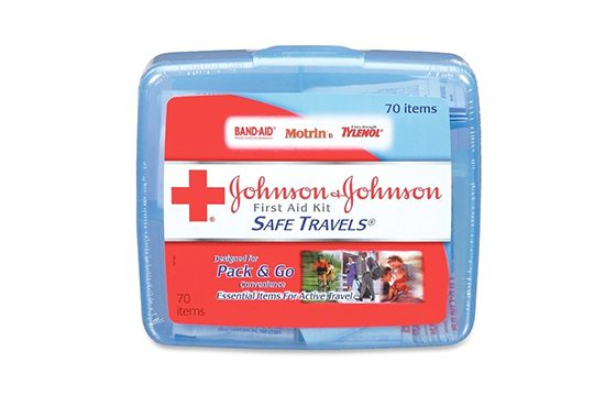 Johnson & johnson First Aid Kit new home essentials