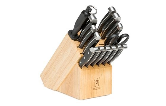 knife block with cutlery set new home essentials