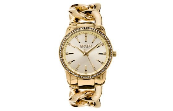 goldtone bracelet watch guide to women's watches