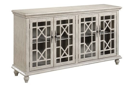 distressed wood buffet french country decor ideas
