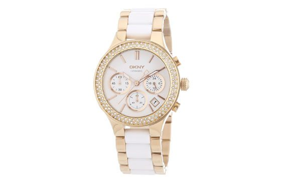 two-tone white and gold ceramic watch guide to women's watches