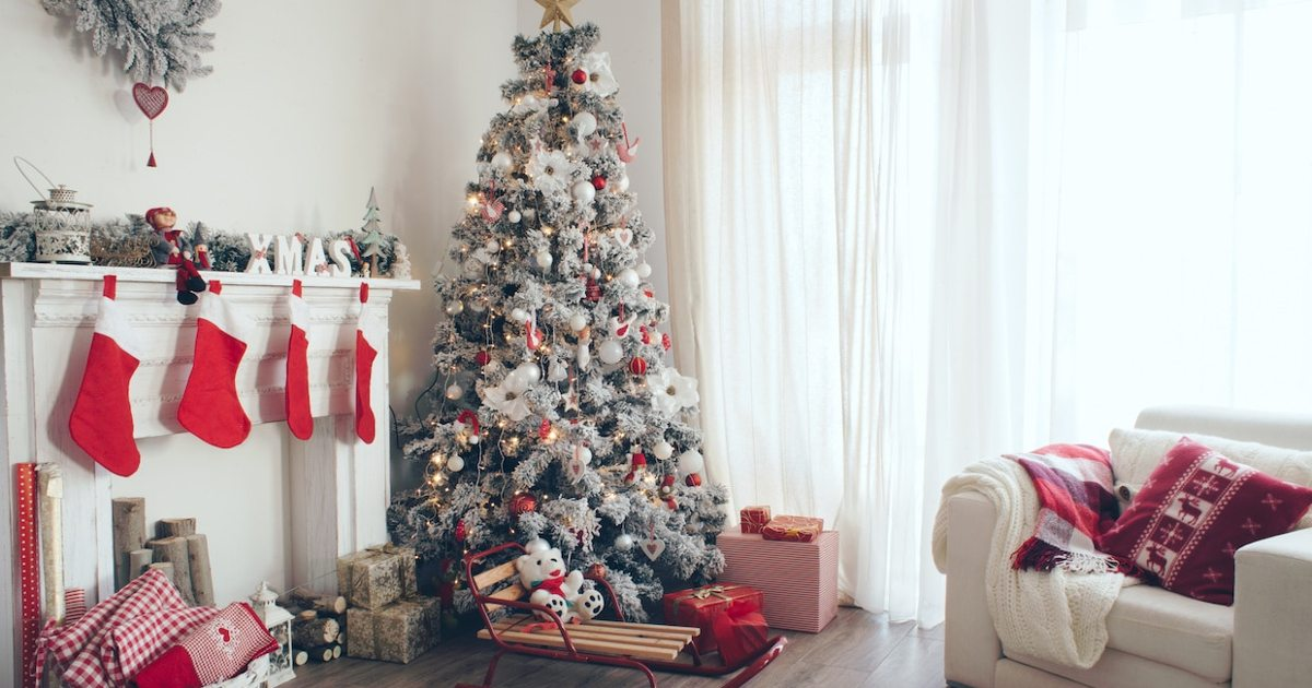 The Complete Christmas Tree Buying Guide , Overstock.com