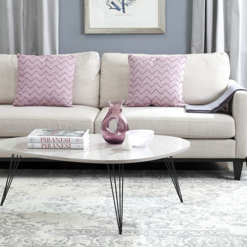 glam living room coffee table buying guide