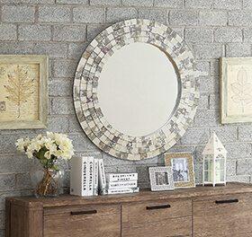 Mirror Mudroom Storage and Decor Ideas