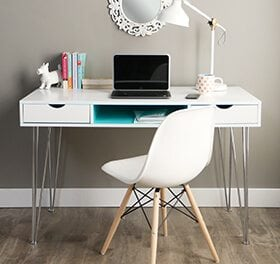 Gorgeous Home Office Decorating Ideas Overstock Com