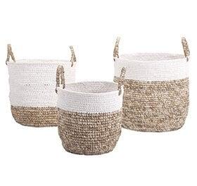 Baskets Mudroom Storage and Decor Ideas