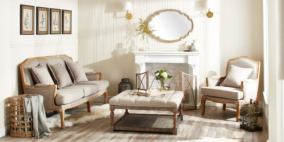 Charming French Country Decor Ideas for Your Home - Overstock.com