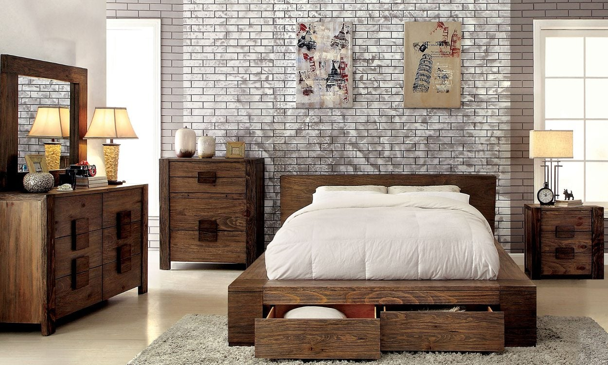 How To Arrange A Small Bedroom With Furniture