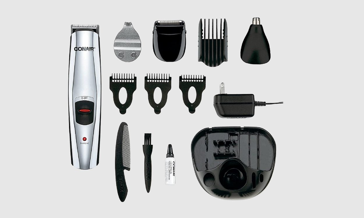 Electric razor and accessories