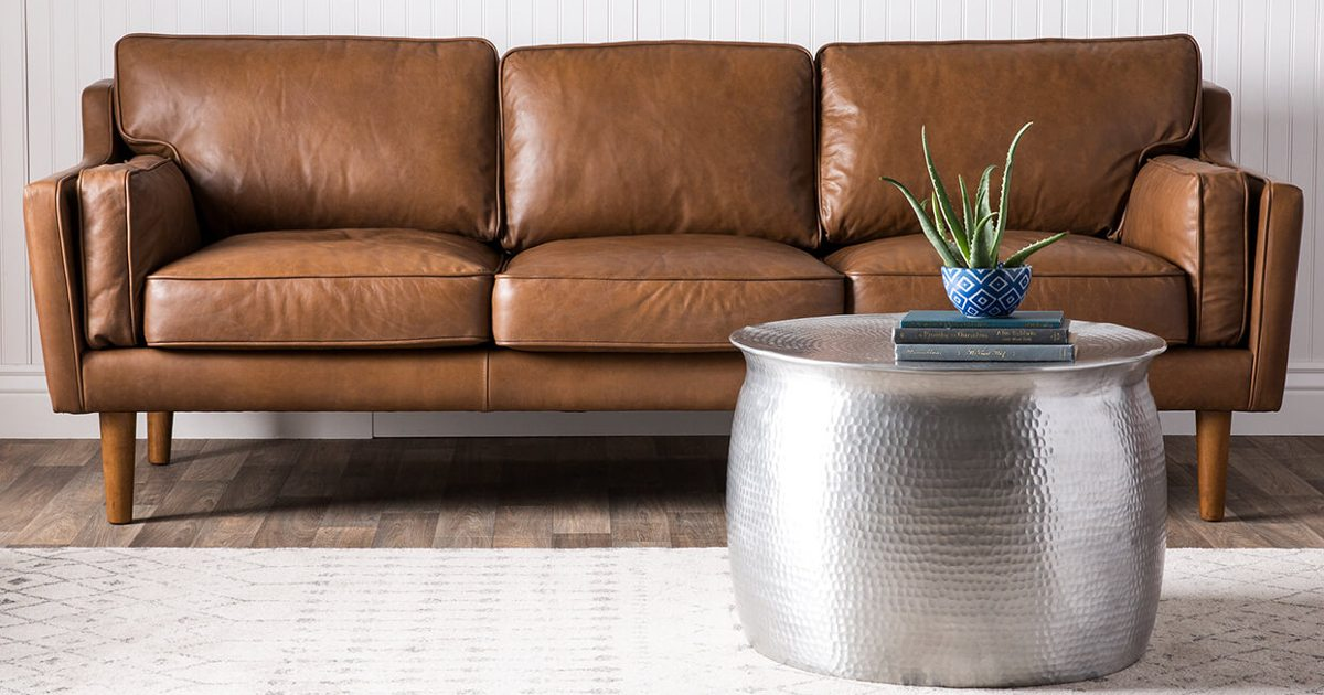 How To Remove Stains From Leather Furniture Tips