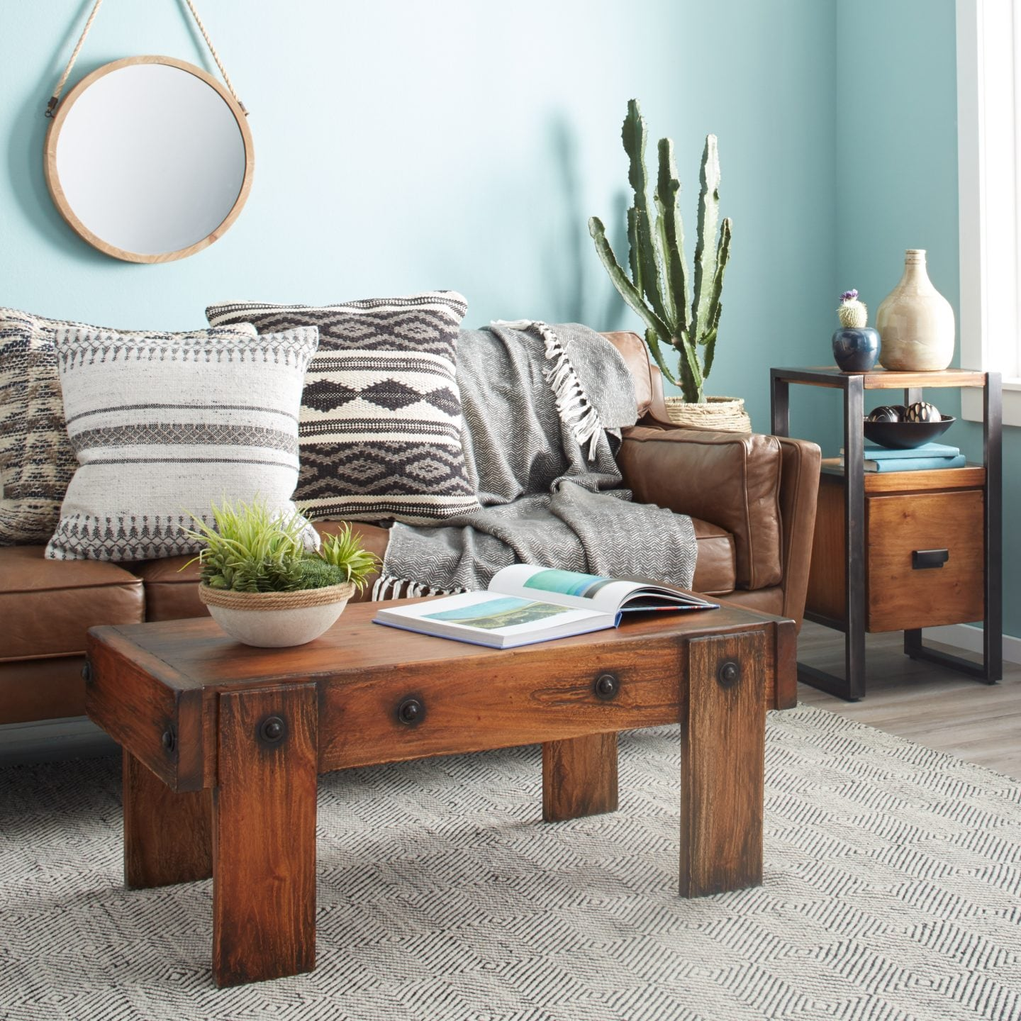 southwest style living room coffee table buying guide