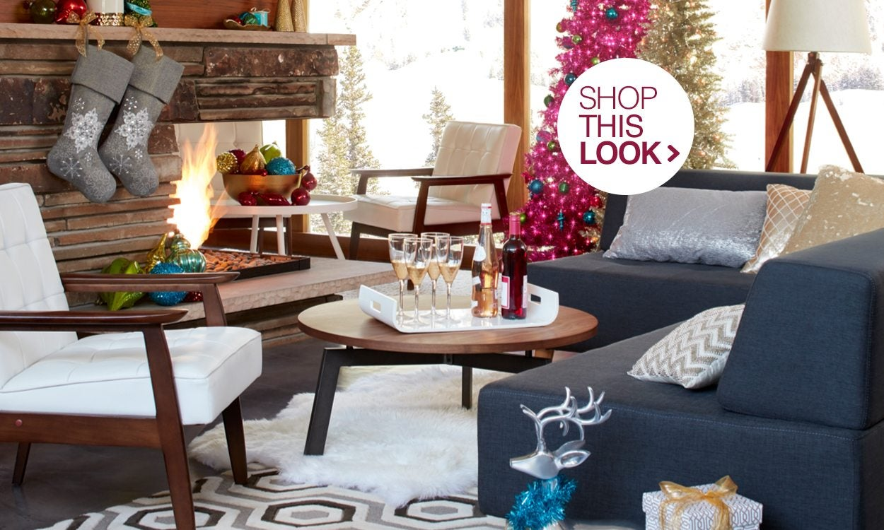 Mid-Century Modern Christmas Decor Ideas