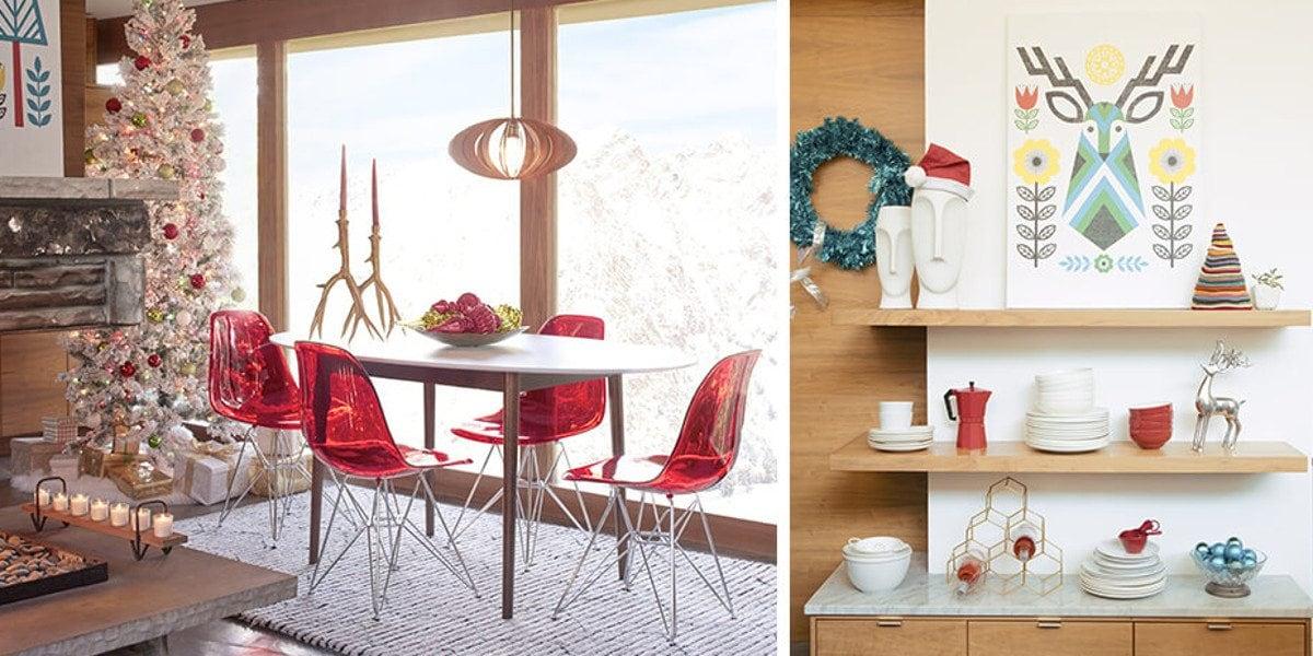 Design 101 Mid Century Modern Christmas Overstock Com