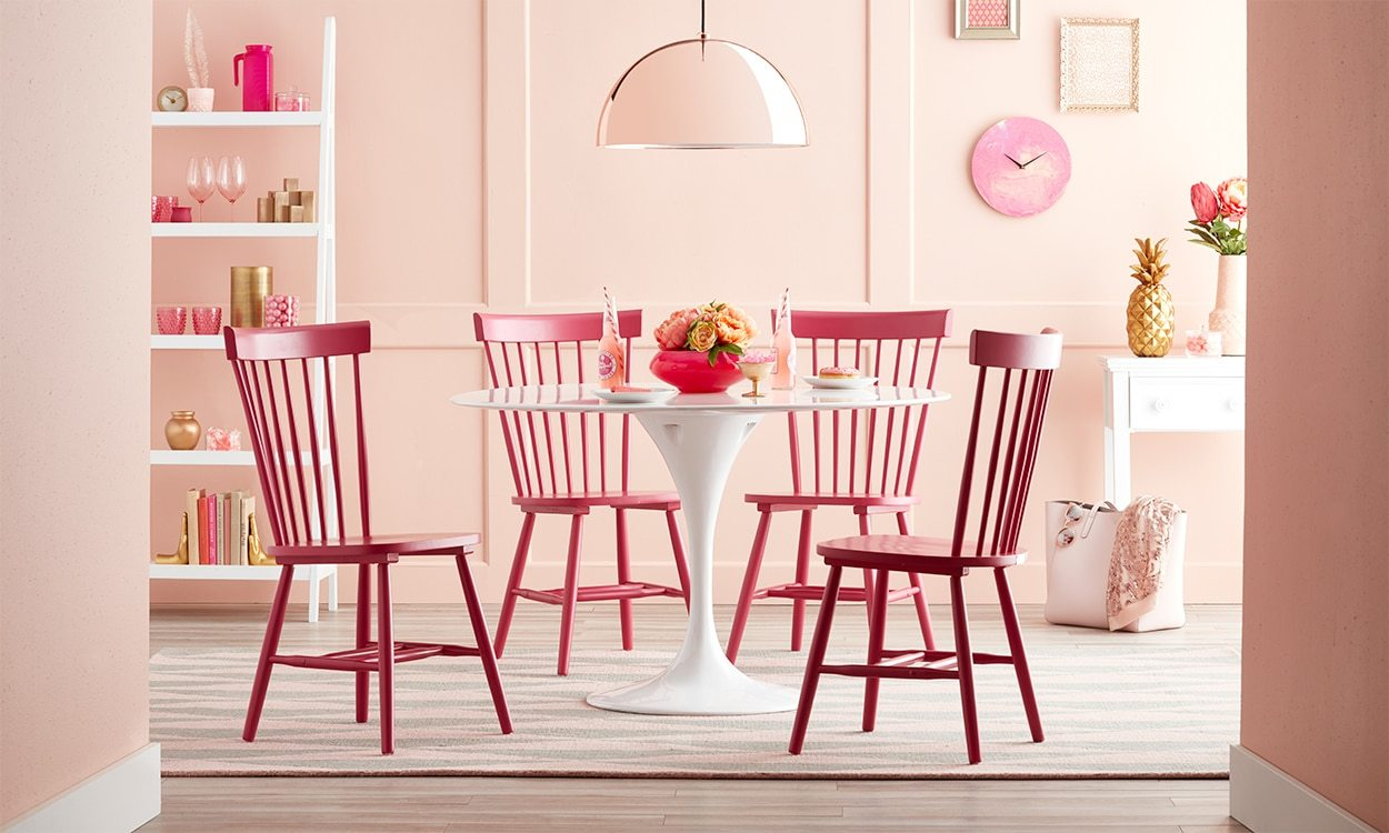Why We Chose A Pink Monochromatic Color Scheme