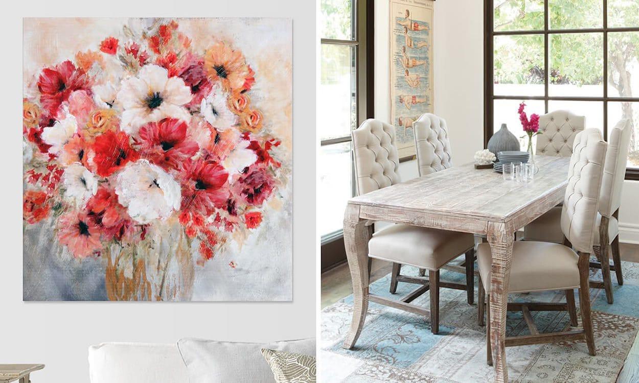 Shabby Chic Style Furniture & Decor