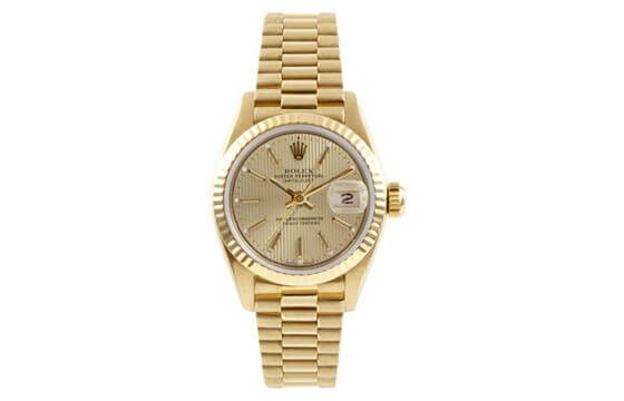 yellow gold rolex watch guide to women's watches