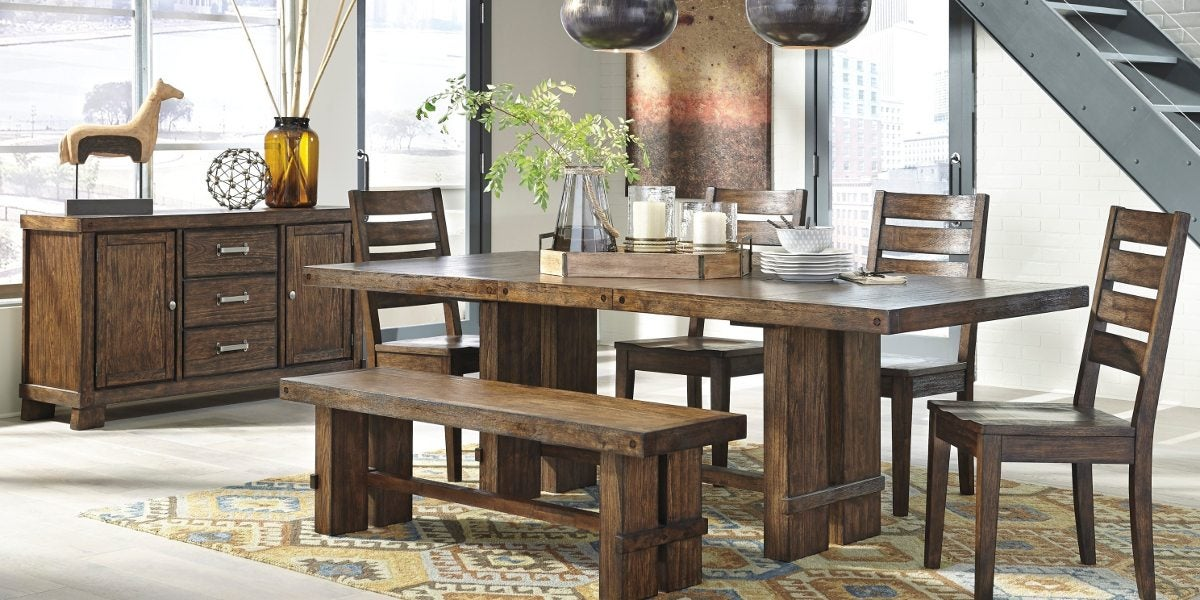 Rustic Decorating Ideas For Dining Room