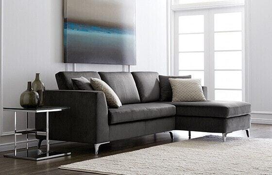 grey modern sectional sofa modern interior design ideas