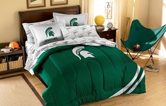 Sports Bedding Teen Bedroom Ideas for Him