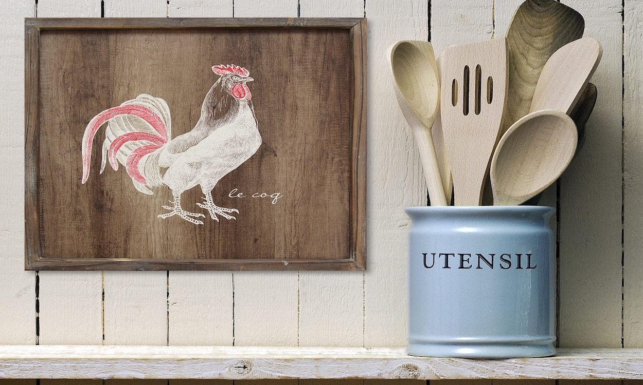 Exceptionnel Tips On Buying Rooster Kitchen Decor