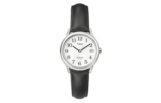 black leather strap watch guide to women's watches
