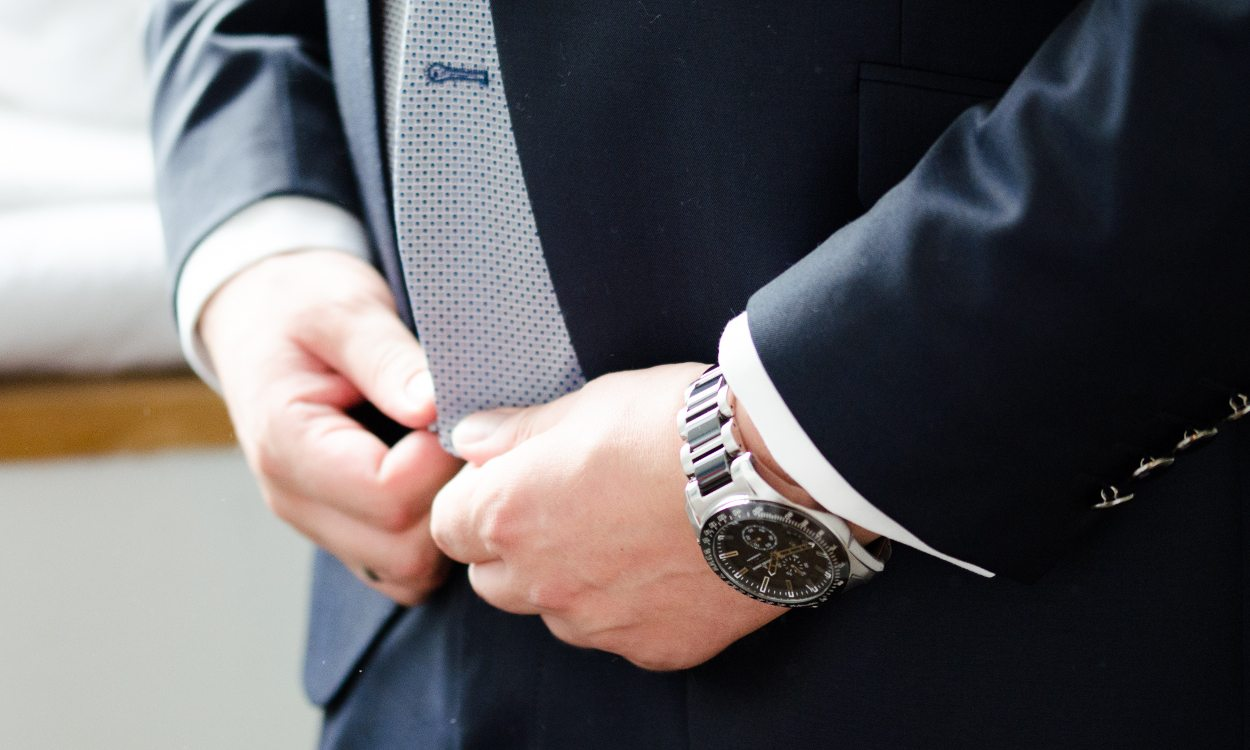 4a12c49c1c1 Top 5 Accessories to Wear with a Suit - Overstock.com Tips   Ideas