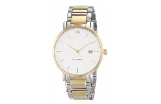 two-tone bracelet watch guide to women's watches