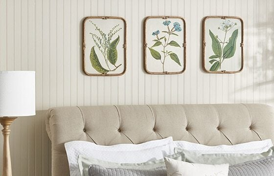floral themed wall decor french country decor ideas