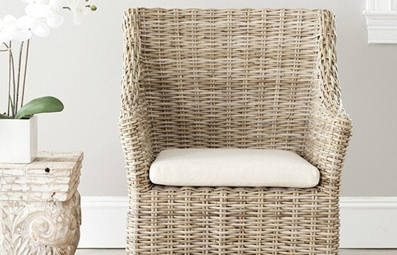 wicker chair beach teen bedroom ideas for her