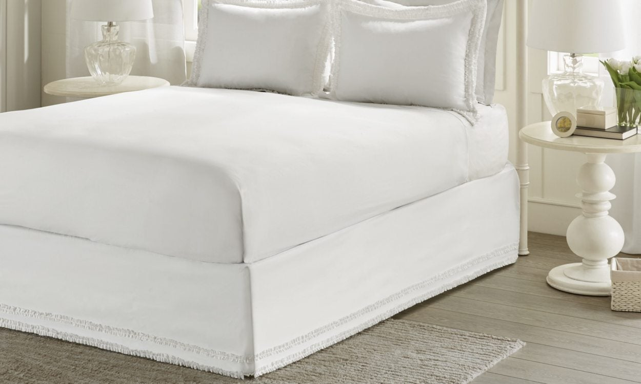 7 Easy Steps For Using A Bed Skirt Overstock Com