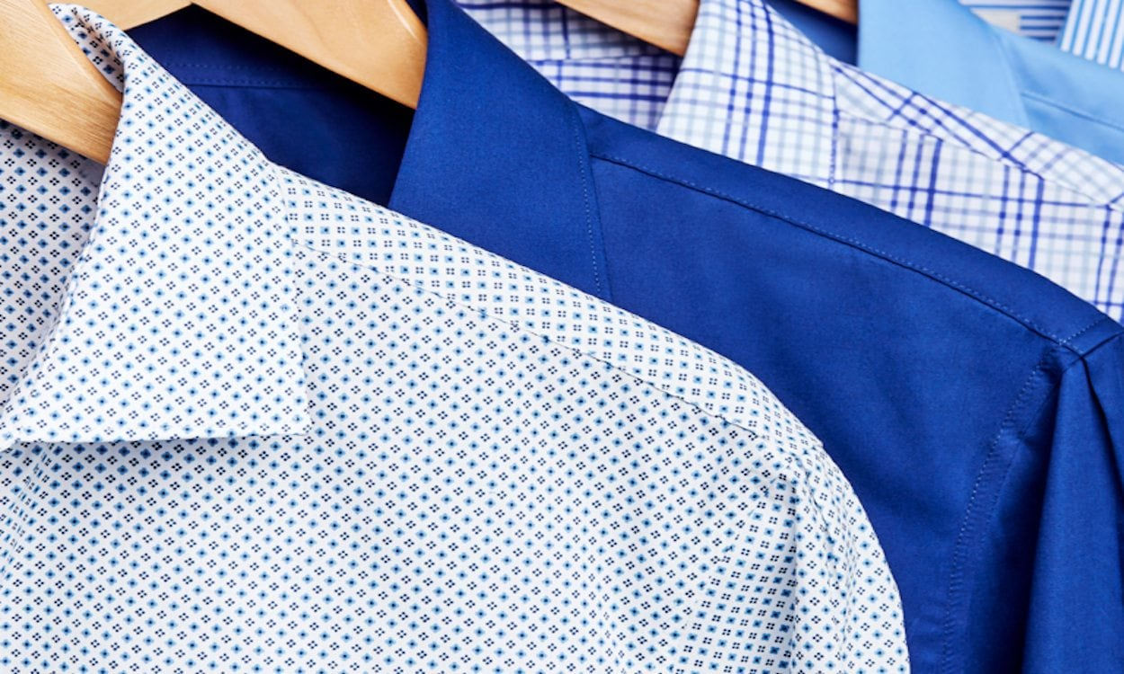 How To Determine Your Dress Shirt Size Overstock Tips Ideas