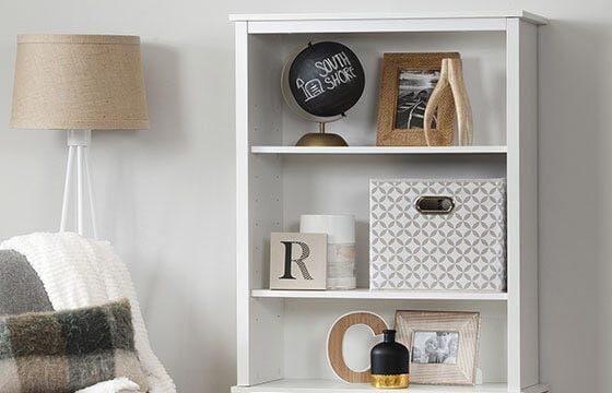 Bookshelves home storage solutions