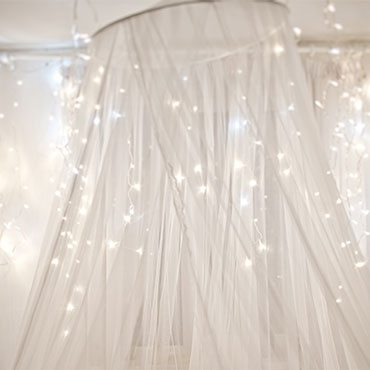 Add some flair to your installed bed canopy