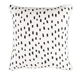 Dot pillow mix and match patterns