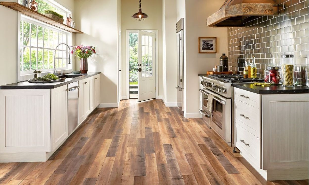 Best Budget Friendly Kitchen Flooring