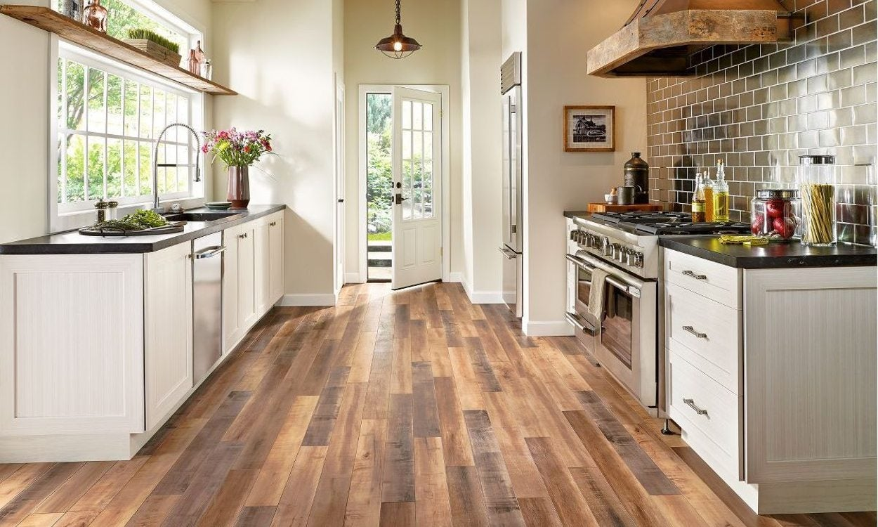 Best budget friendly kitchen flooring options