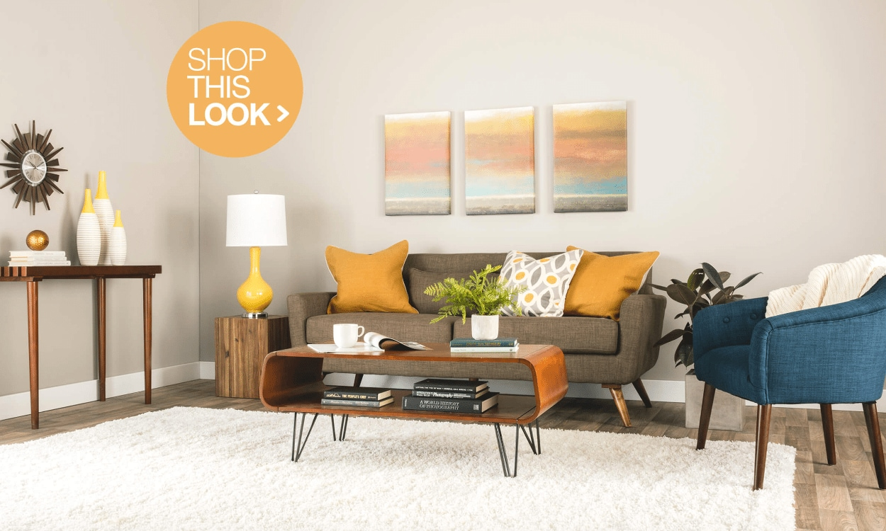 Mid-Century Modern Furniture & Decor Ideas | Overstock.com