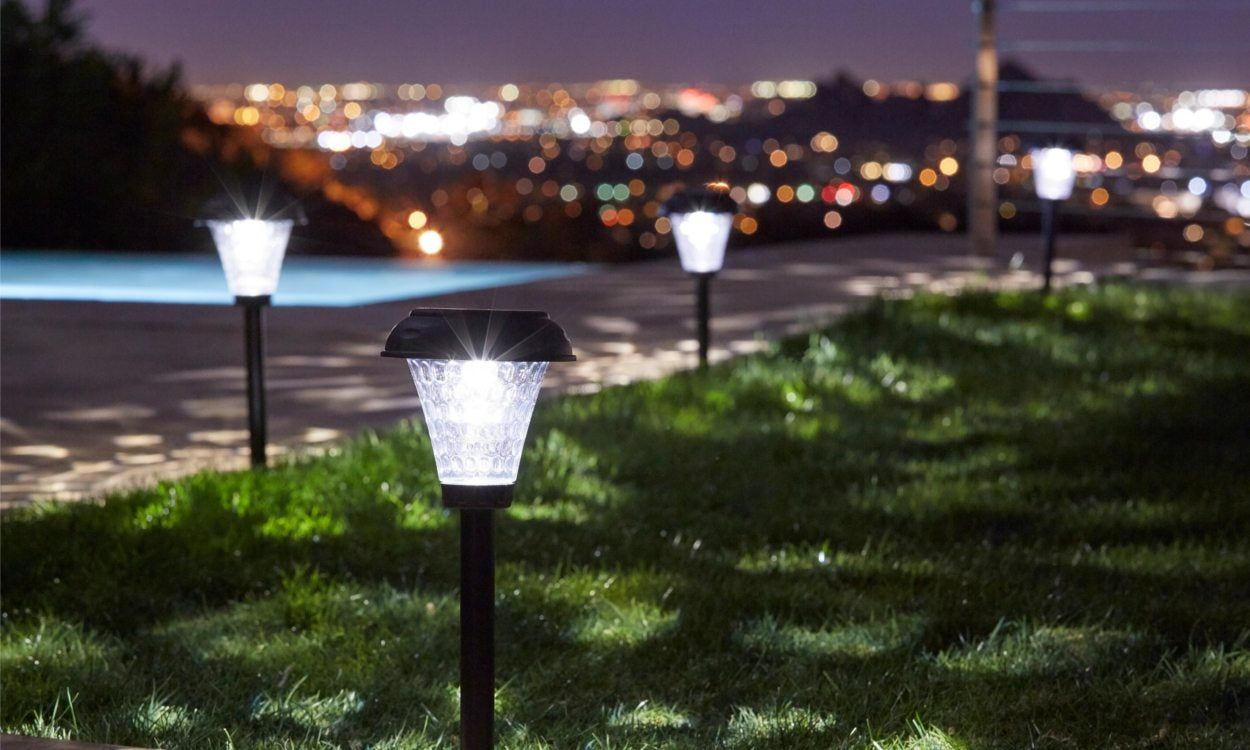 5 Frequently Asked Questions About Outdoor Solar Lighting  Overstock.com