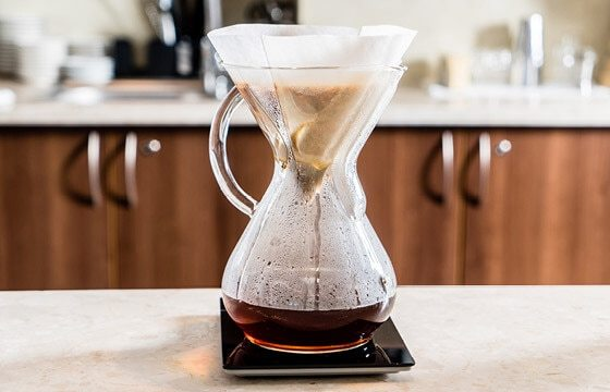 Pour over coffee maker coffee bar ideas