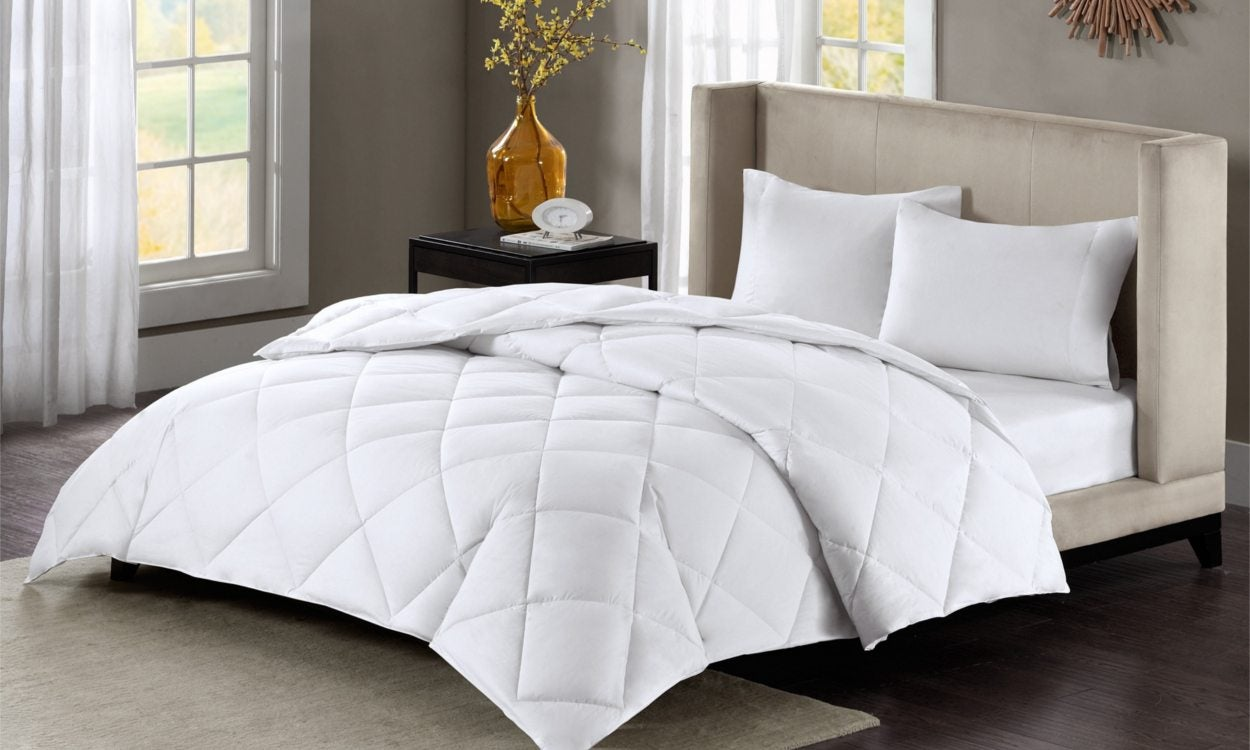 How to Pick the Right Fill for Down Comforters