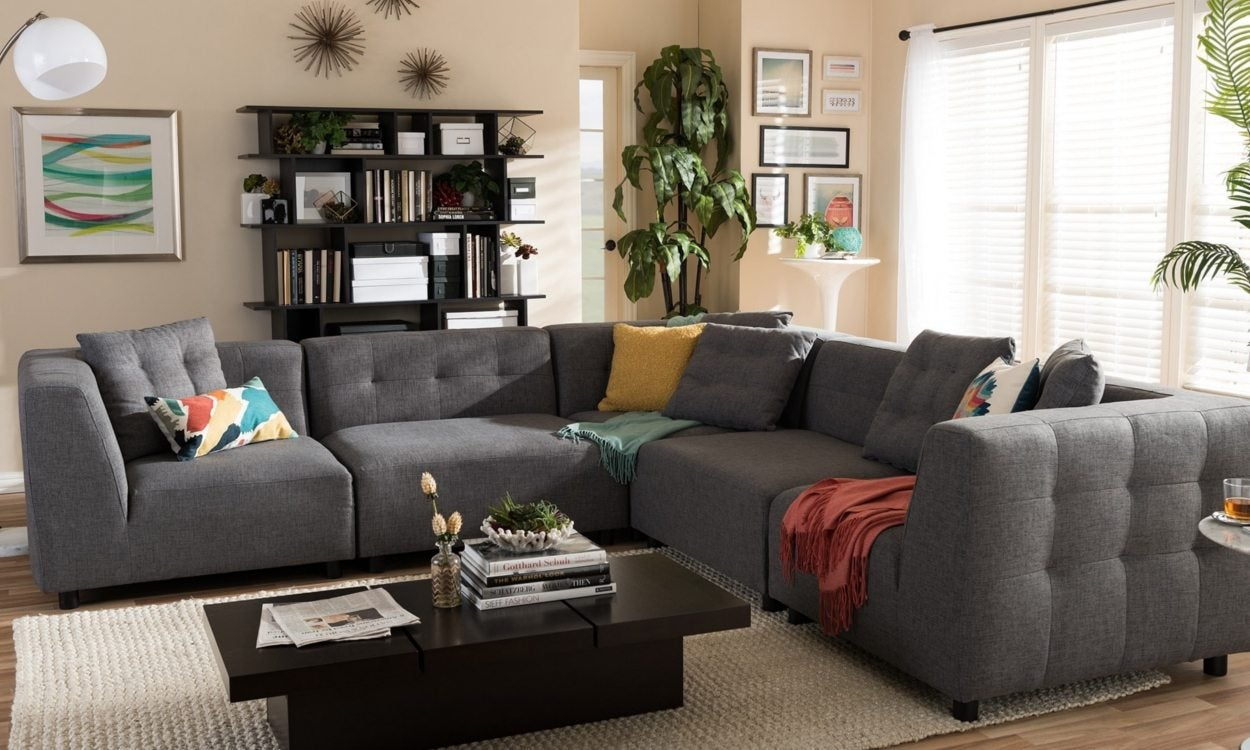 How To A Sectional Sofa