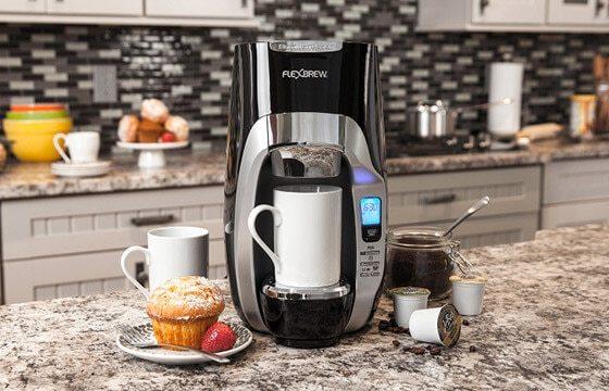 Single cup coffee maker coffee bar ideas