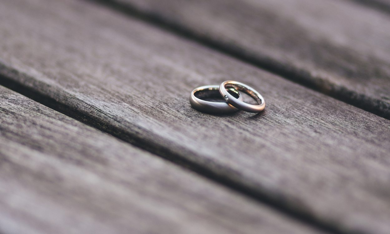 Everything to Know about Titanium Wedding Bands - Overstock com