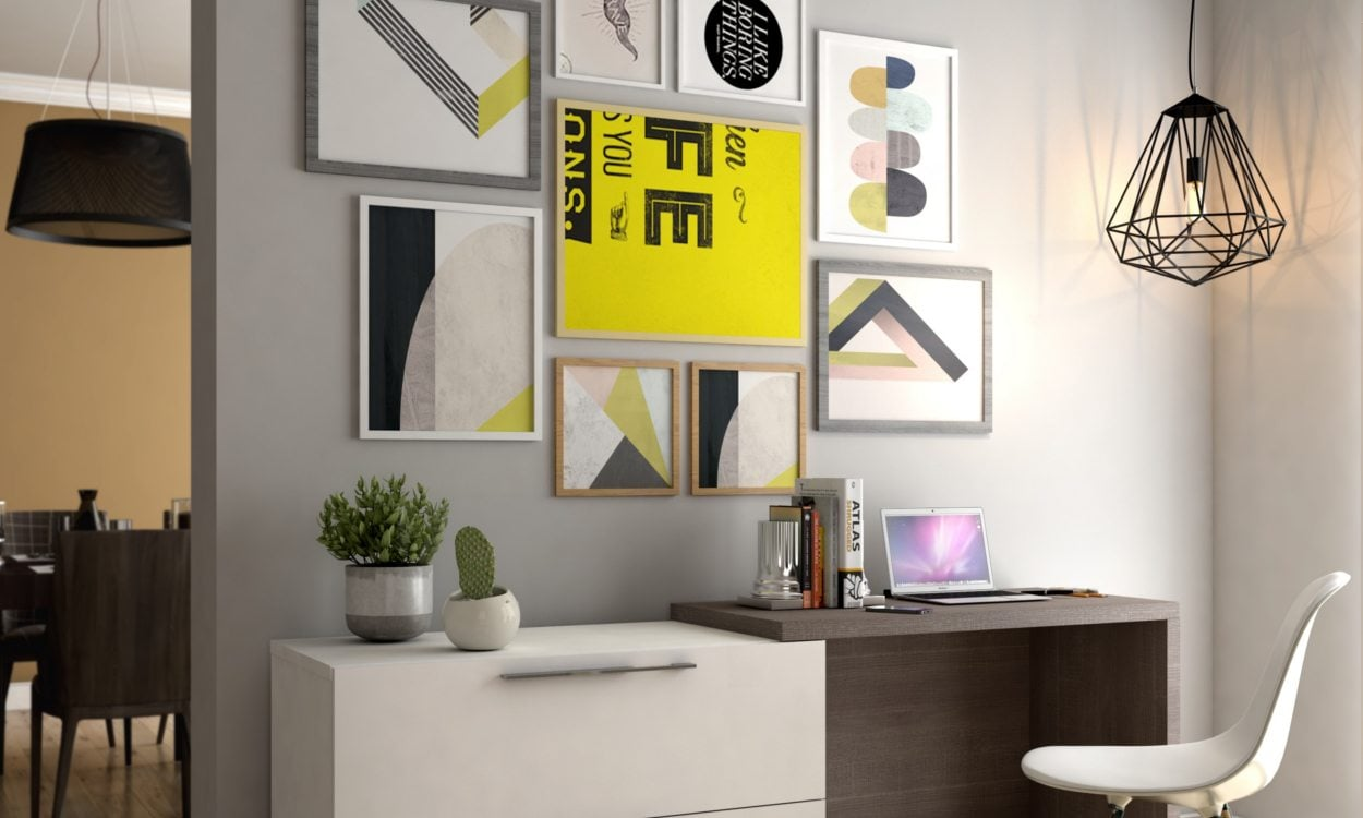 Tips On Decorating With Wall Art