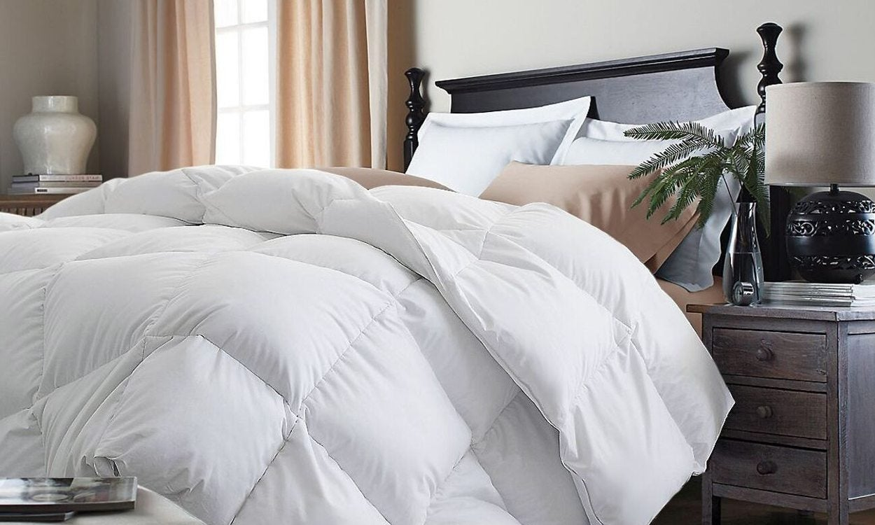 Things To Know Before Choosing A White Down Comforter Overstock Com